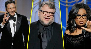 Lo mejor de los Golden Globes 2018... ¡en GIFs!