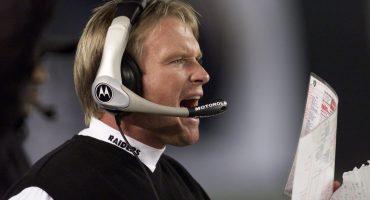 Jon Gruden será presentado el martes con Raiders y un contrato histórico