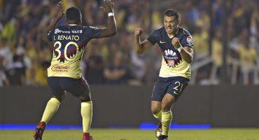 América ganó en Querétaro con un golazo del ex Xolo Henry Martin