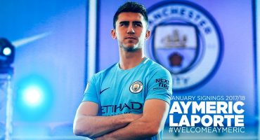 Manchester City adquirió al central Aymeric Laporte por 65 mde