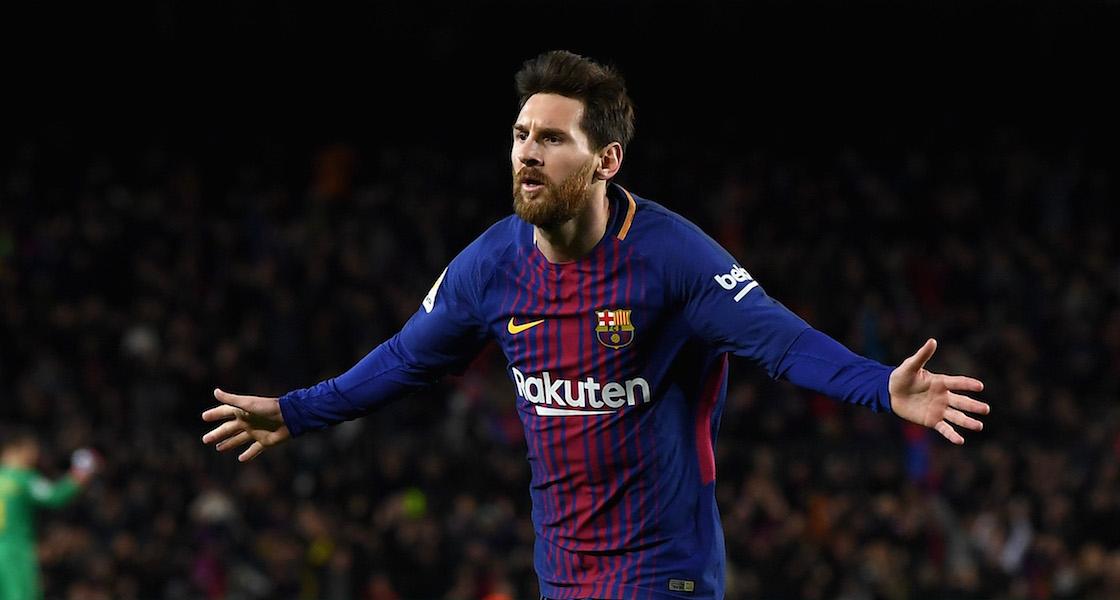 Alavés le hizo un partidazo al Barcelona, pero terminó perdiendo porque #Messi
