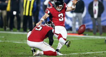 Los Falcons sorprendieron a los Rams y avanzaron a la ronda divisional