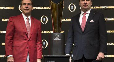 La guía más completa para disfrutar la final de futbol americano colegial de la NCAA