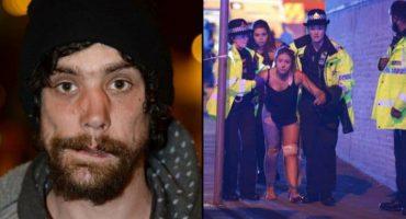 De héroe del Manchester Arena a ladrón: la historia de Chris Parker