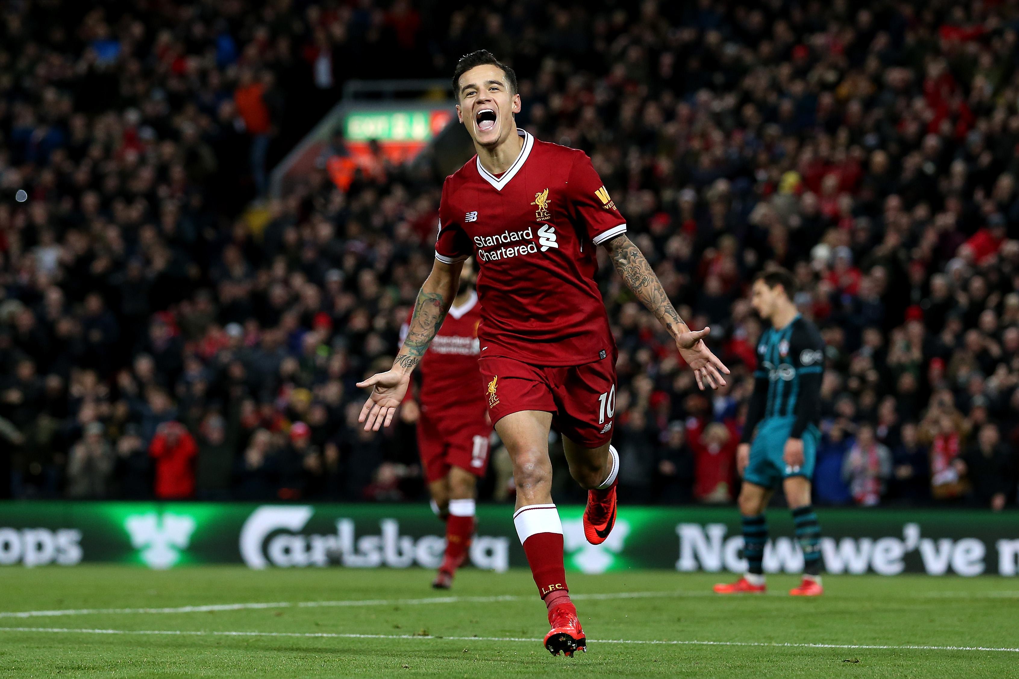 El Liverpool devolverá el dinero a quien haya comprado la playera de Coutinho esta temporada
