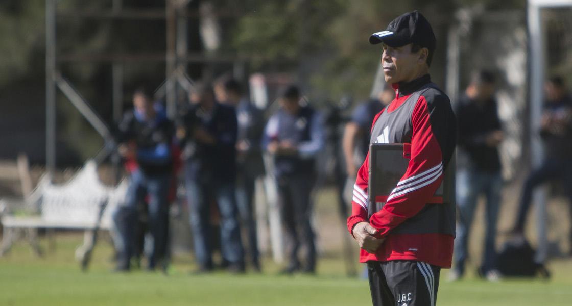 Atlas reprobó al Profe: José Guadalupe Cruz está fuera de los rojinegros