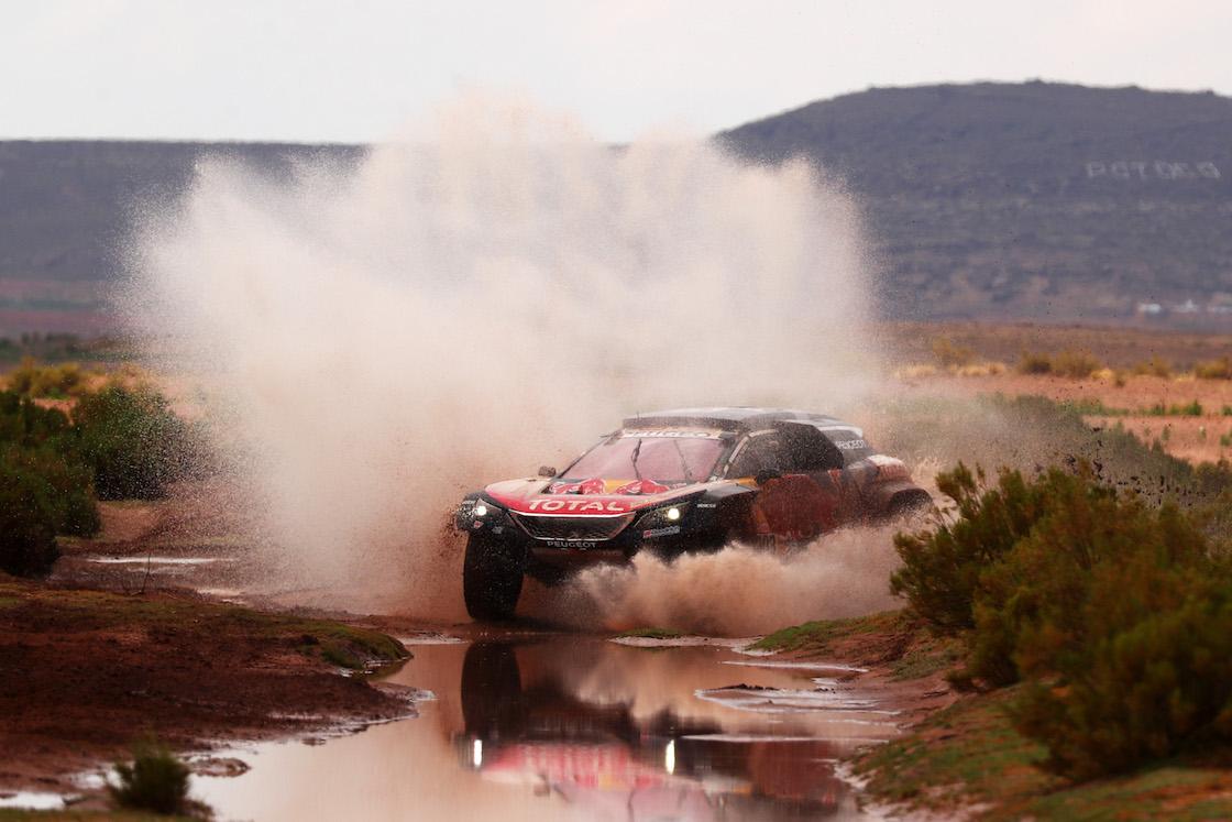 Galería: el Rally Dakar 2018 en fotos