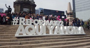 La iniciativa #Reforma102 va contra la impunidad ¿Sabes de qué se trata?