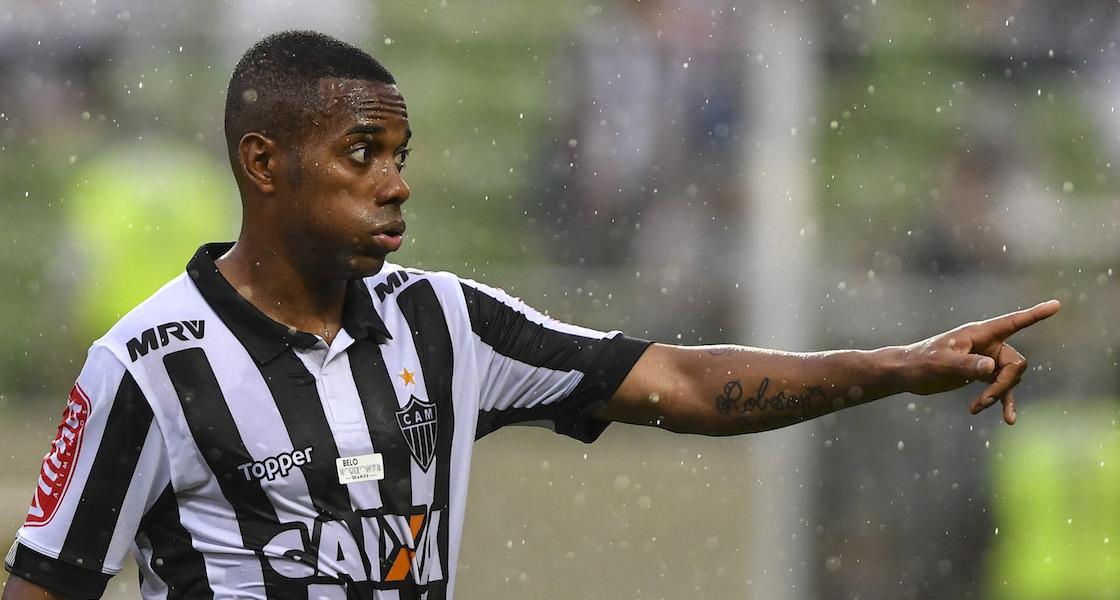 Robinho habría fichado por Sivasspor pese a su condena de cárcel