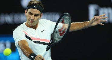 Roger Federer tomó consejos de The Rock para triunfar en el Australian Open