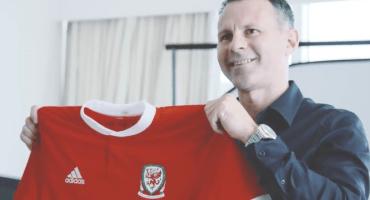 Ryan Giggs es el nuevo director técnico de la selección de Gales