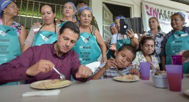 Más de 4 millones de mexicanos ya superaron la pobreza: Sedesol