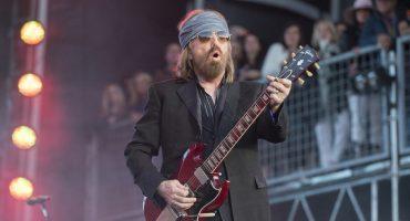 Se revela la causa de muerte de Tom Petty... una sobredosis accidental de medicamentos 😢