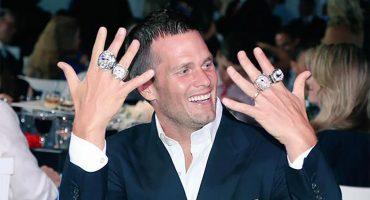 ¡No es mentira! Subastarán anillo del Super Bowl LI de Tom Brady