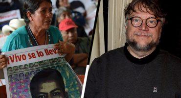 Antes de las elecciones, Del Toro presentará documental sobre Ayotzinapa 