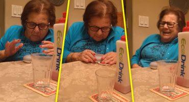 Esta abuelita italiana aprende a utilizar Google Home y es hermosa 😂