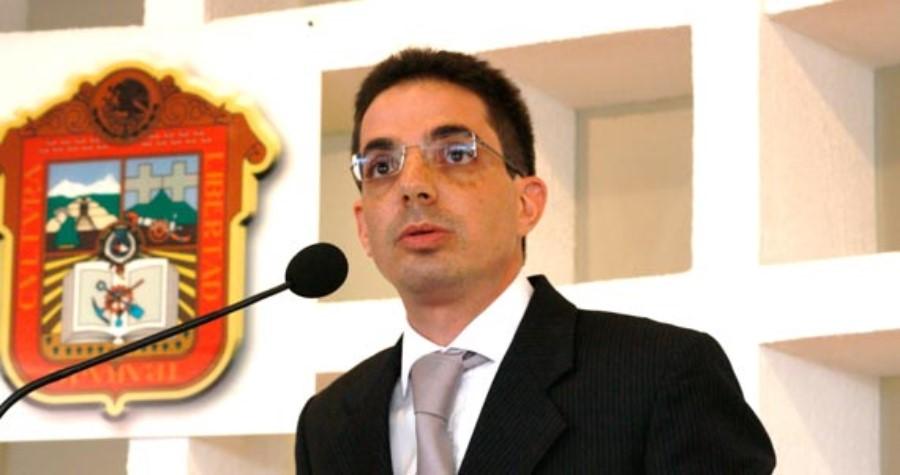 Alberto Bazbaz, titular de la UIF