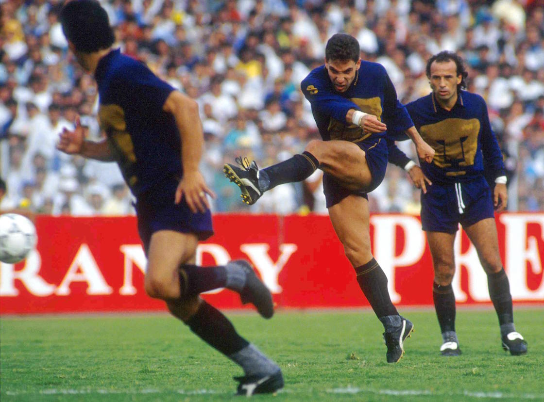 Galería: Los jugadores que vistieron la playera de América y Pumas