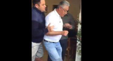 Detención de Alejandro Vera