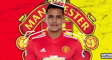 OFICIAL: Alexis Sánchez es del Manchester United