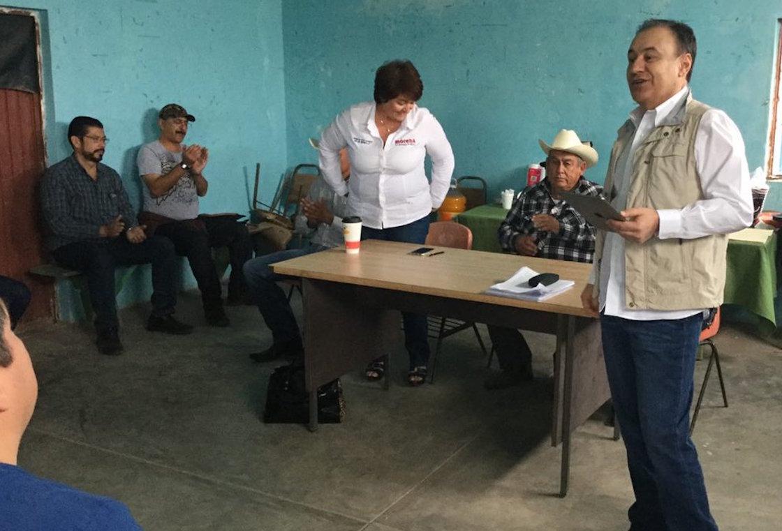 Alfonso Durazo sería el secretario de Seguridad Pública en caso de que Andrés Manuel López Obrador gane en 2018