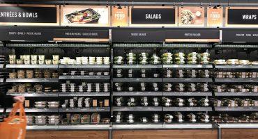 Sin filas, ni cajeros: La tienda de Amazon abre sus puertas al público