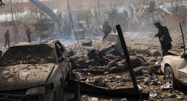 Atentado con ambulancia bomba deja al menos 95 muertos y 158 heridos en Kabul