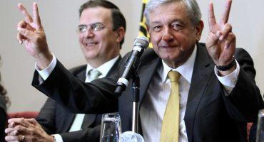 ¿Tenemos Marcelo? Ebrard regresaría a la política de la mano de AMLO