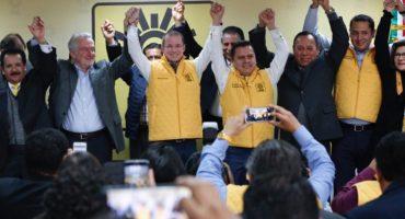Ricardo Anaya se registra como precandidato presidencial del PRD
