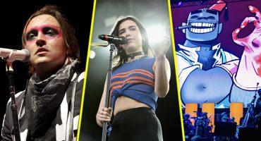 Arcade Fire, Dua Lipa, Gorillaz y The XX entre los nominados a los Brit Awards 2018
