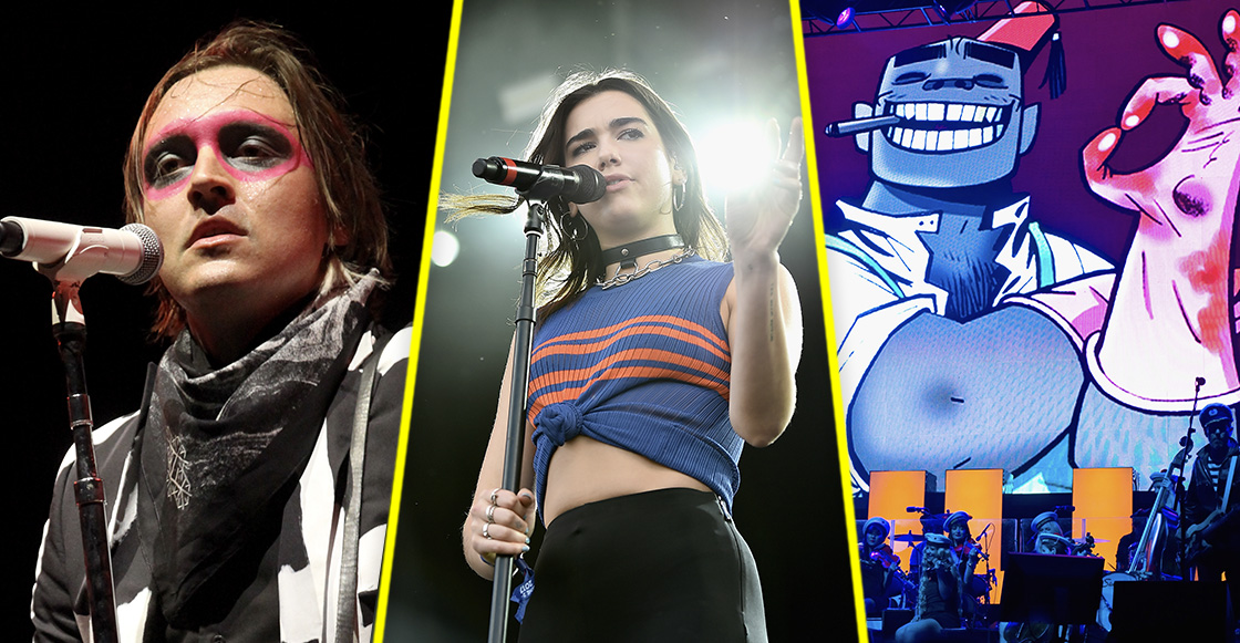 Arcade Fire, Dua Lipa, Gorillaz y The XX entre los nominados a los Brit Awards 2018