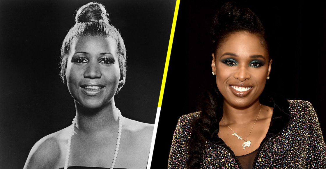 Jennifer Hudson interpretará a Aretha Franklin en su biopic