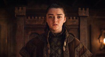 Arya Stark revela en qué mes se estrenará la nueva temporada de Game Of Thrones 😮😮