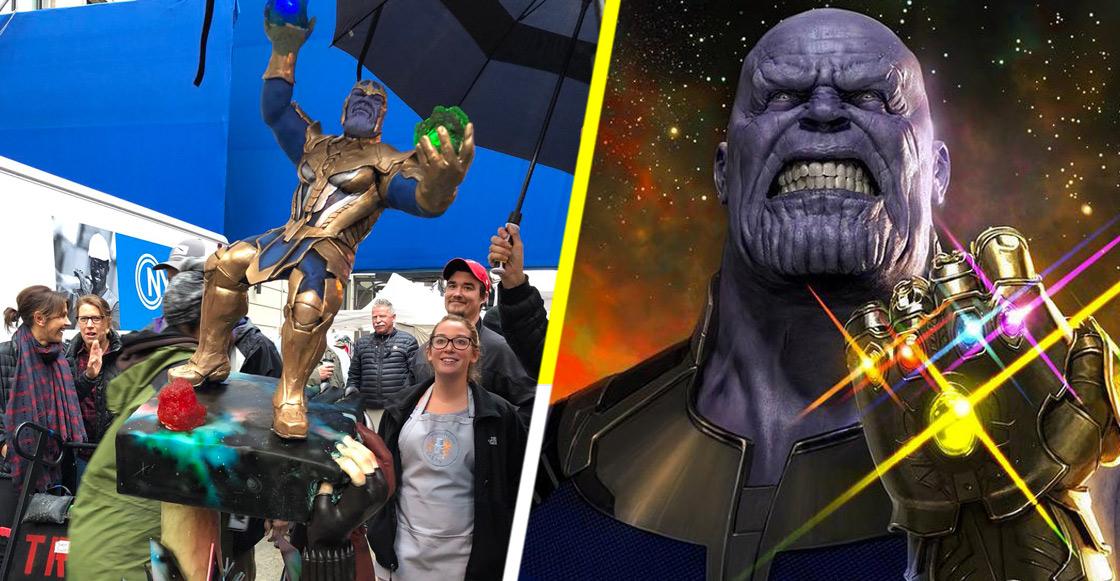 Estas son las 2 teorías en torno al pastel del final de rodaje de 'Avengers: Infinity War'