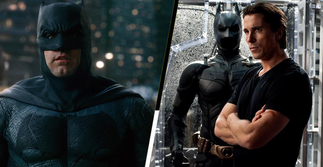 ¿Insignificante o decepción? Christian Bale no ha visto a Ben Affleck como Batman
