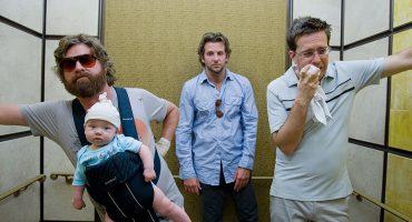 Cuál chiquito si está regrandote: Así creció el bebé de la película 'Hangover'