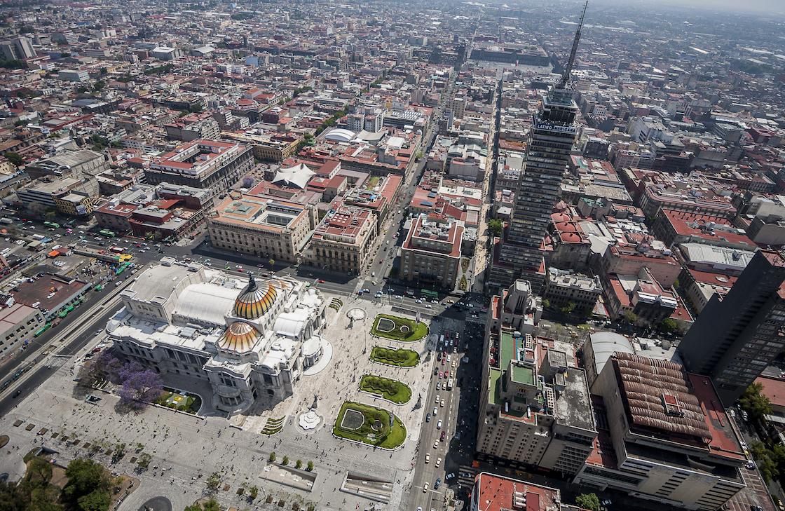 ¿Cuáles son las delegaciones más peligrosas en la Ciudad de México?