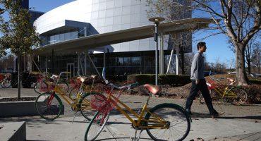 Porque no podemos tener nada bonito: hasta a Google le roban las bicicletas