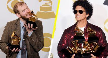 """""""You have to be shitting me"""": La épica reacción de Bon Iver a la victoria de Bruno Mars"""