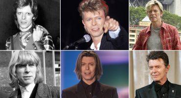 Esta página te dice qué hacía David Bowie cuando tenía tu edad ⏰⚡️