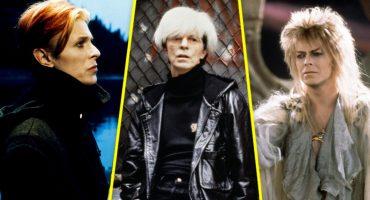 10 mejores películas de David Bowie