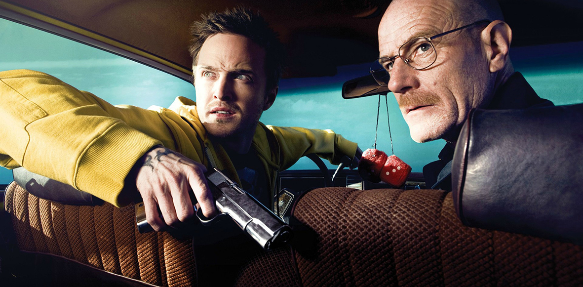 Cooking crystal meth, btich! AMC rinde tributo a 'Breaking Bad' con este video