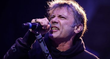 Perdónanos, Bruce, por haber pecado. El vocalista de Iron Maiden se queja de la descarga de música