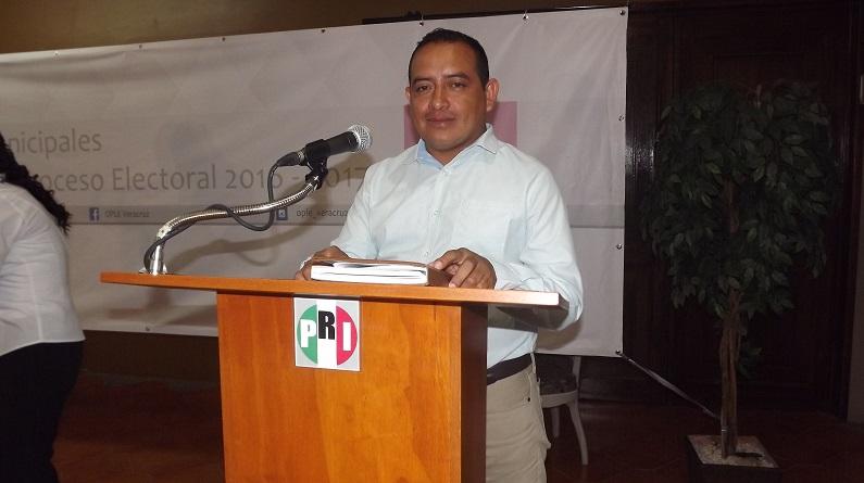 César García PRI