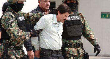 Dice el Chapo que no piensa matar a nadie de su jurado... ¡Menos mal!