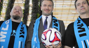 ¡La  MLS tendrá equipo en Miami y David Beckham es el dueño!