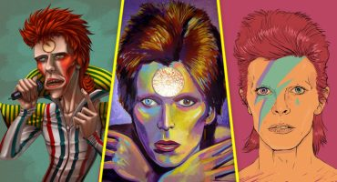 15 ilustraciones de David Bowie que sin duda alguna colgarías en tu cuarto