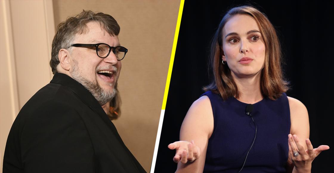 """Guillermo del Toro cree que el comentario de Natalie Portman """"fue genial"""""""