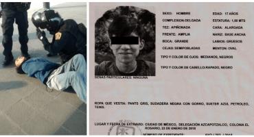 Esto dijo Miguel Ángel Mancera en la conferencia de prensa por la desaparición de Marco Antonio Sanchez Flores