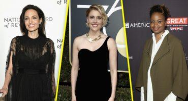 ¿Faltan mujeres para dirigir películas o simplemente no les hacen caso?